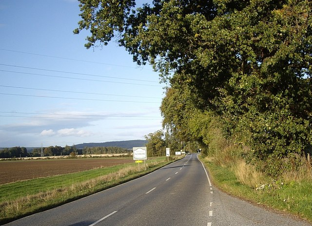 Approach to Inchmore
