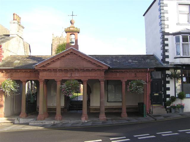 Market Hall, Kirkby Stephen