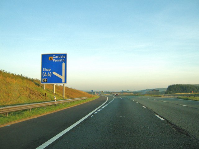 Junction 39, M6