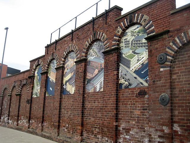 Waterfront Mural