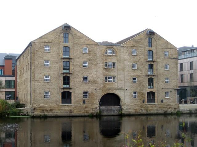 Calder and Hebble Navigation Warehouse