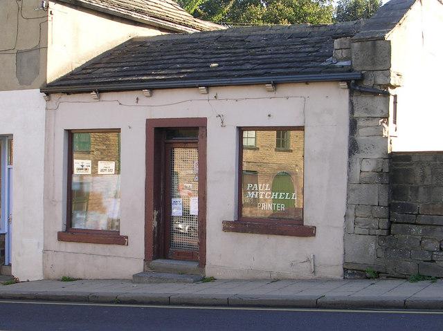 Paul Mitchell -  Printer - Town Street