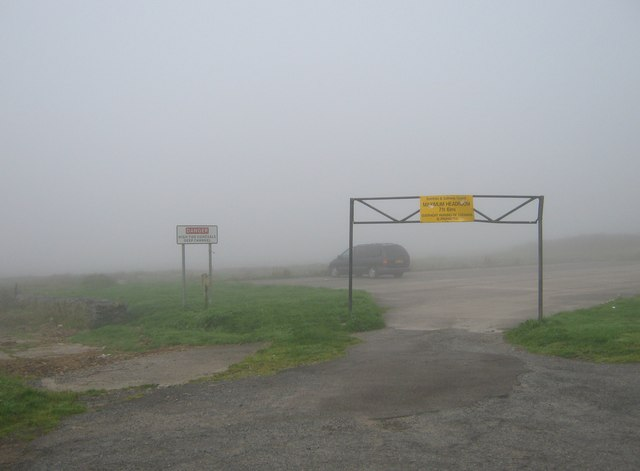 Car park at Powfoot