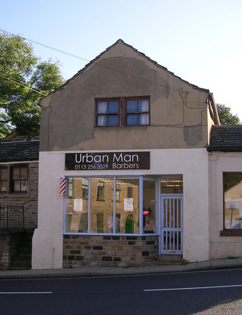 Urban Man - Town Street