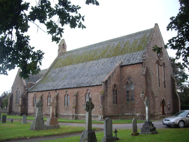 St Mary's Church, Beauly