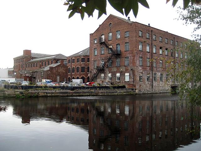 Rutland Mill complex