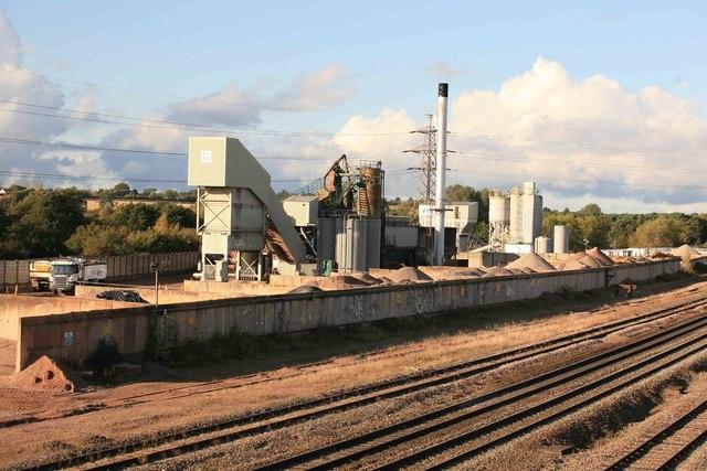 Stone Terminal at Banbury North