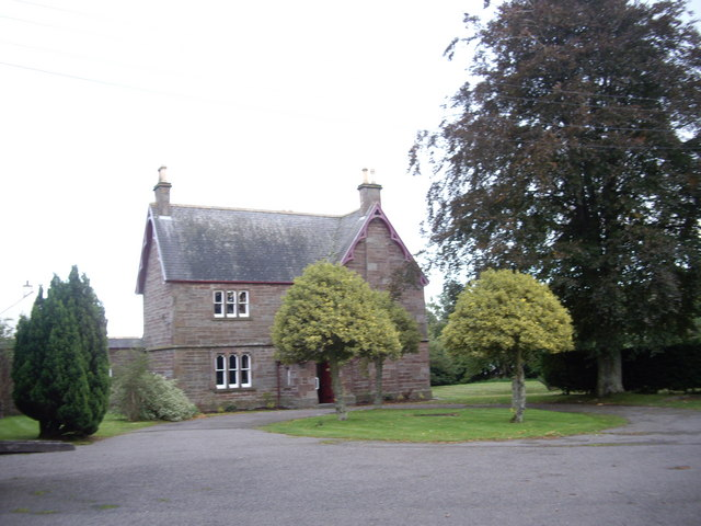 St Mary's manse, Beauly