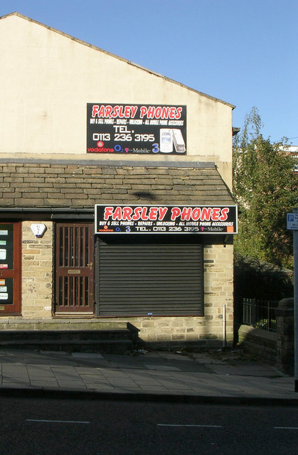 Farsley Phones - Town Street
