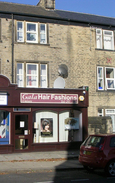 Gala Hair Fashions - Town Street