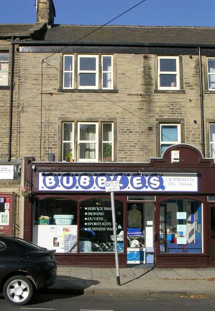 Bubbles Launderette - Town Street