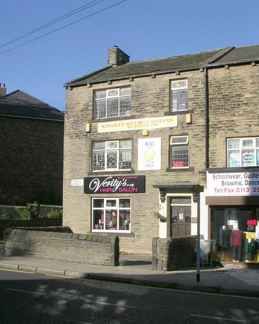 Verity's Hair Salon - Town Street