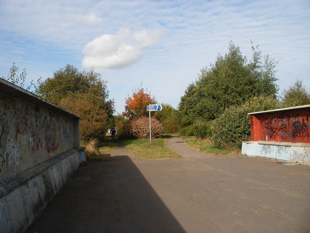 Parting of the ways at Stairfoot
