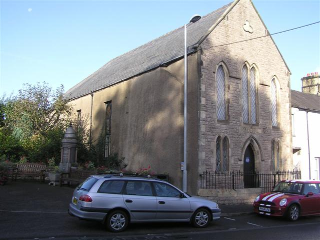 Masonic Hall, Kirkby Stephen