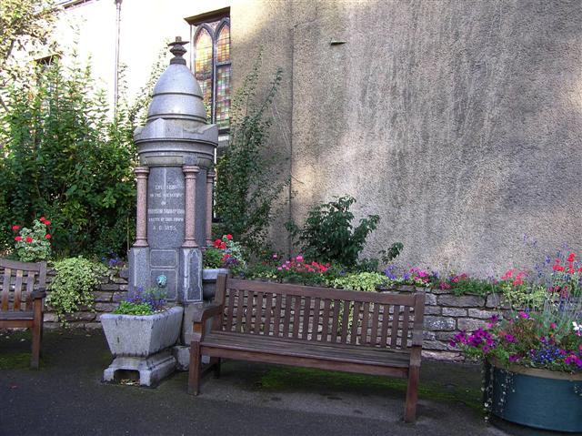 Fountain, Kirkby Stephen