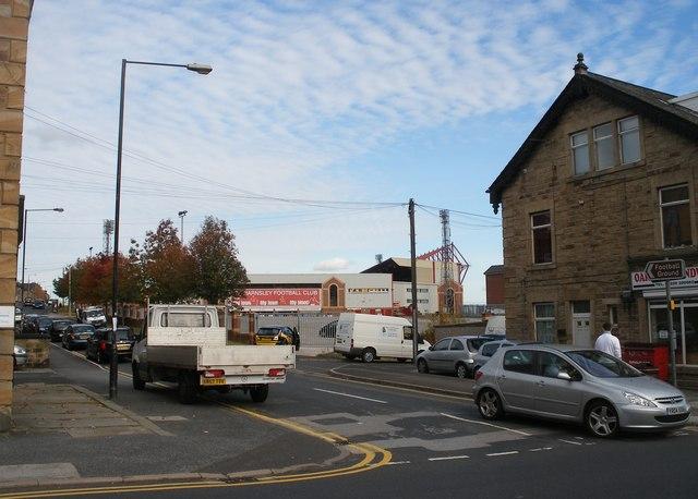 Barnsley Football Club Oakwell
