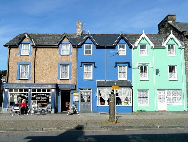 Maengwyn Cafe, Machynlleth