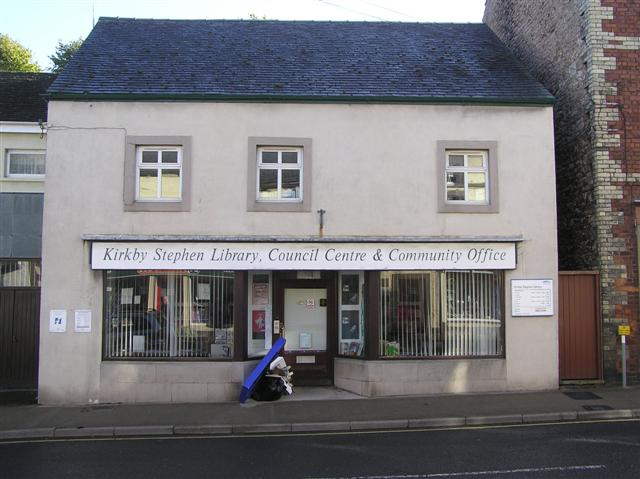 Kirkby Stephen Library