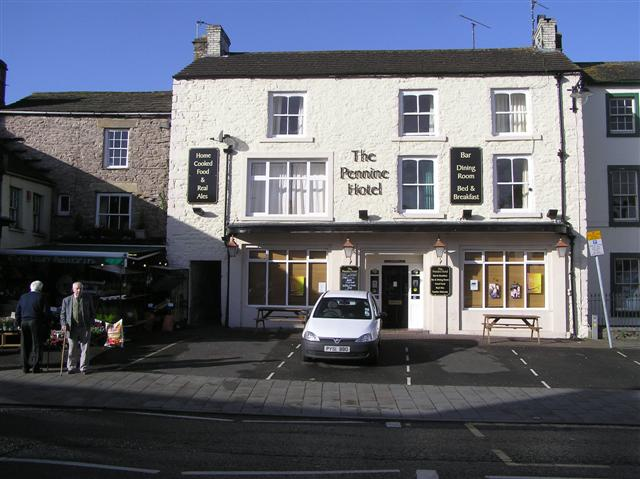 The Pennine Hotel, Kirkby Stephen