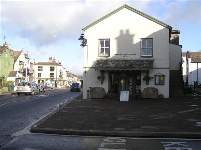 Tourist Information Centre, Kirkby Stephen