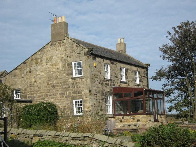 Hartley West Farmhouse