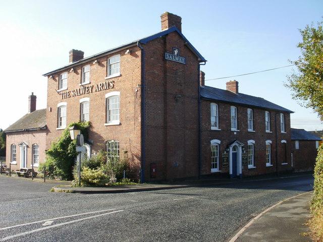 The Salwey Arms, Woofferton