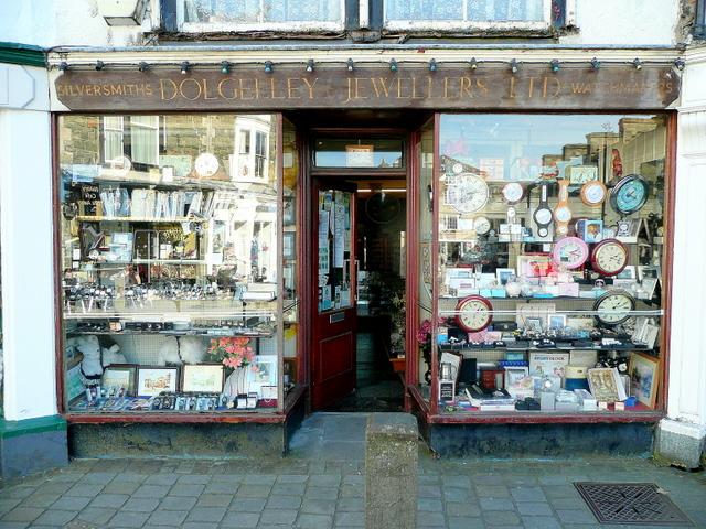 Dolgelley Jewellers, Porth Canol, Dolgellau