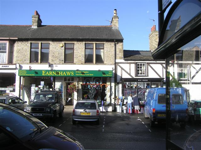 Earnshaws, Kirkby Stephen