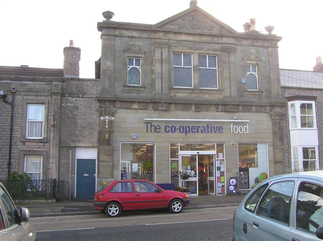 The Co-operative, Kirkby Stephen