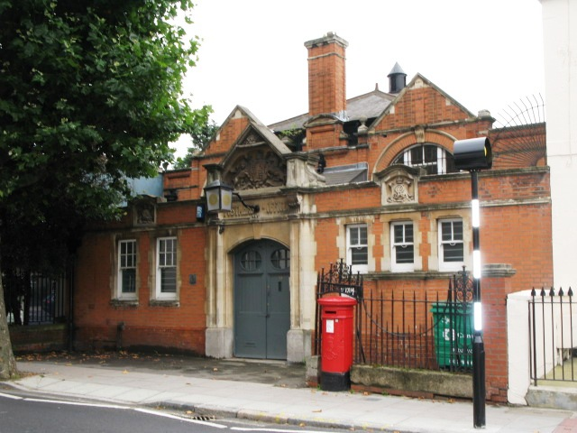 The (former) Sorting Office, Leighton Road, NW5