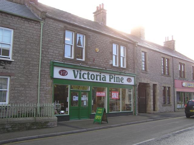 Victoria Pine, Kirkby Stephen