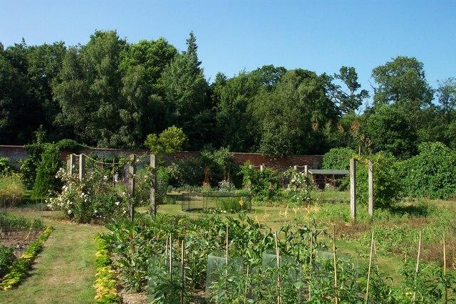 Harris Gardens Walled Gardens