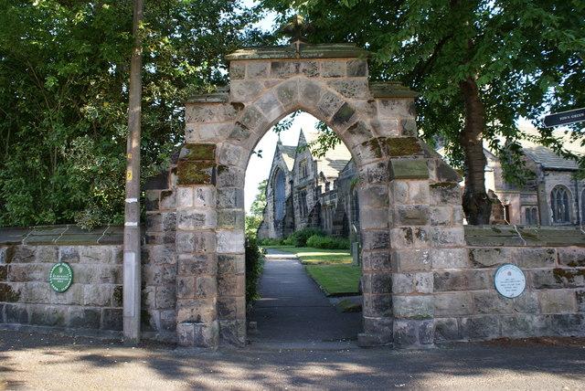 St Michael's Church, Aughton, West Lancs