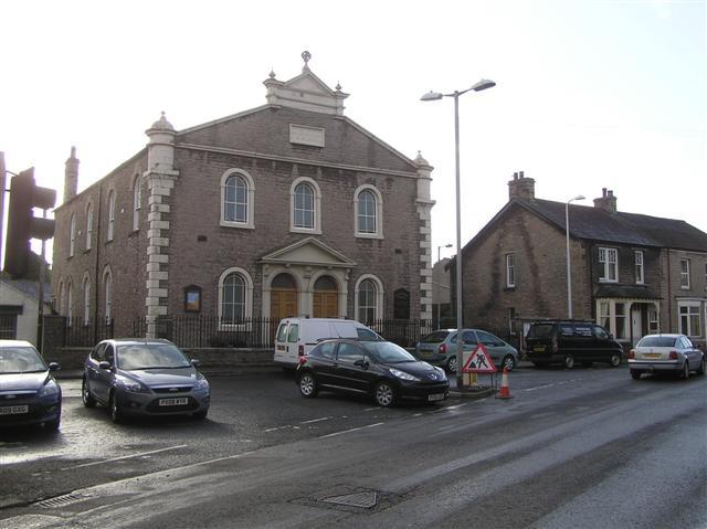 Wesleyan Chapel, Kirkby Stephen