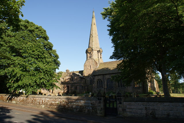 St Michael's Church, Aughton