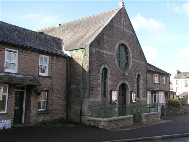 Upper Eden Baptist Church, Kirkby Stephen