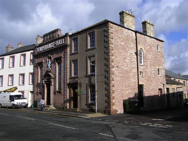Temperance Hall, Kirkby Stephen