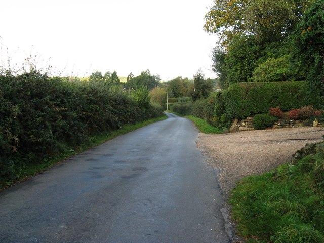 Coach Lane Chelwood Common near Danehill