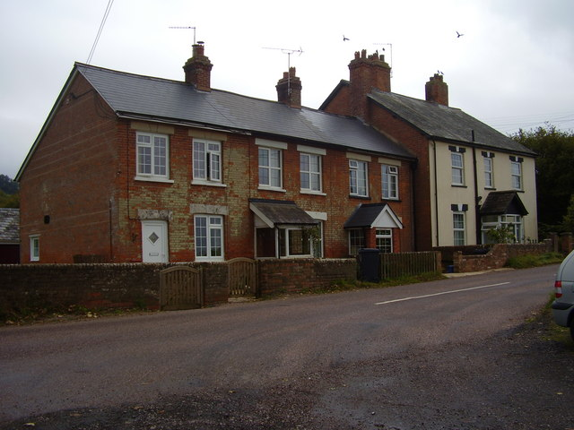 Cottages on the Ottery Road