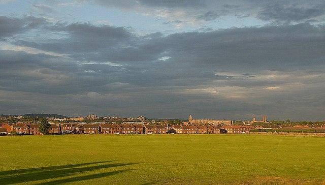 Wigan Skyline