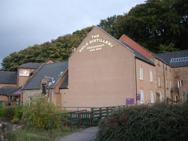 The Auld Distillery