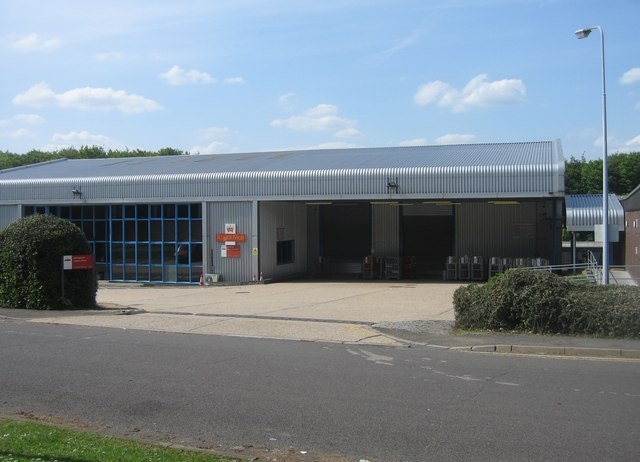 Sorting Office - Basingstoke