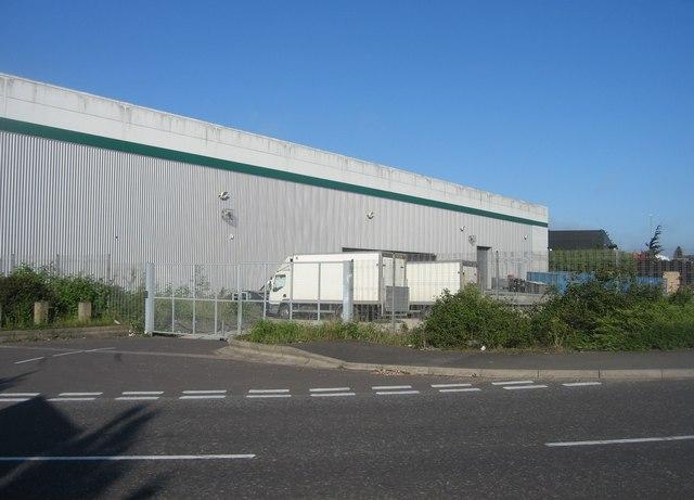 Warehouse & Trucks