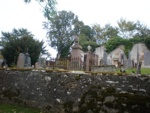 Westford Cemetery Alness
