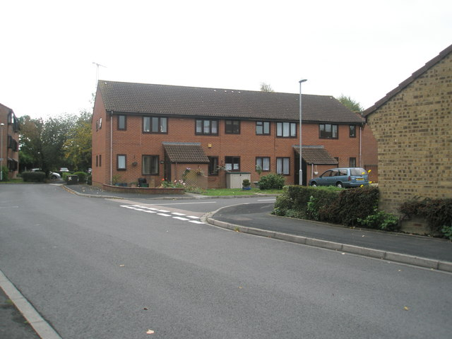 Houses in Honeywood Close