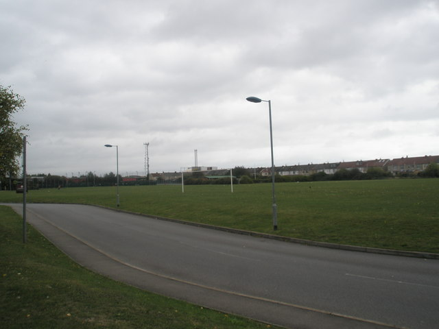 Football pitch at Roko