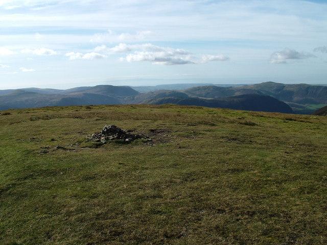 Summit of Wandope