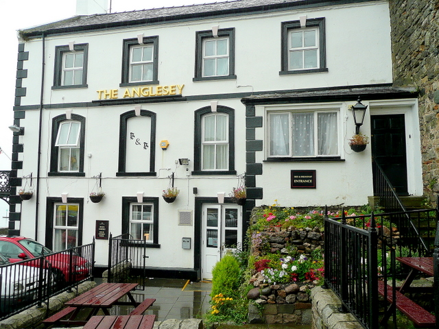 The Anglesey Hotel