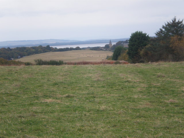 Pasture land south of Embo Street