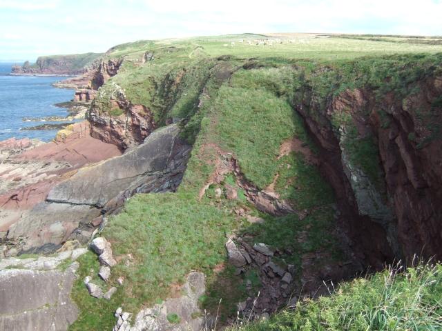 Cliffs at Musselwick
